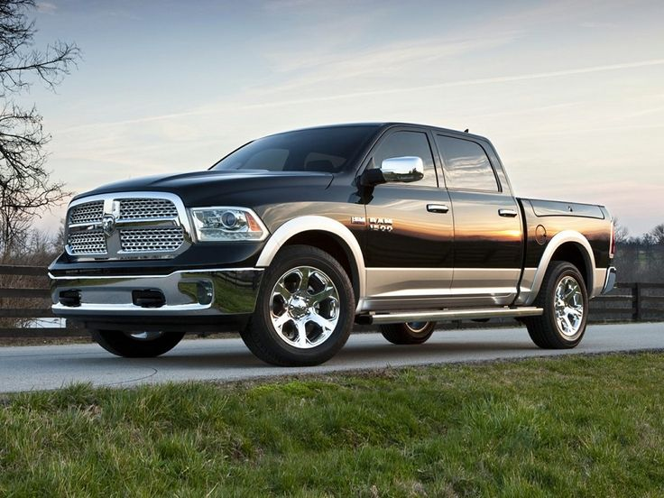 Comfort and Capability: Ram 1500 Quad Cab