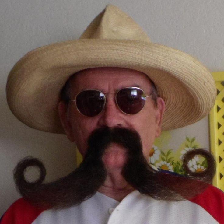 Huge Handlebar Mustache Beards And Mustaches Pinterest