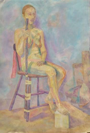 "Saatchi Art Artist Boboc Mihai; Video, ""Marina in Harmony"" #art"