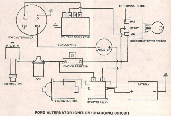 1931 Buick Wiring Diagram Schematic
