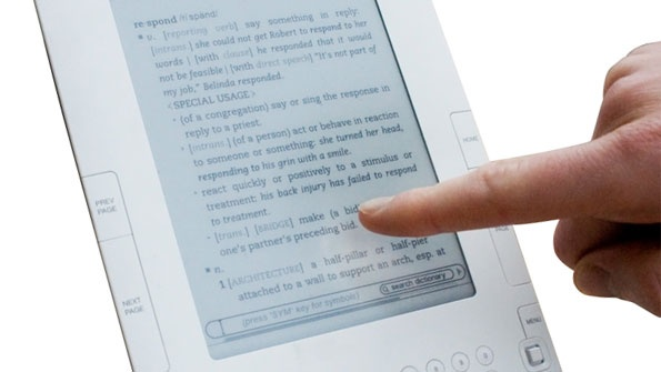 Electronic Paper Displays - Readable, Green, Rugged: E Ink
