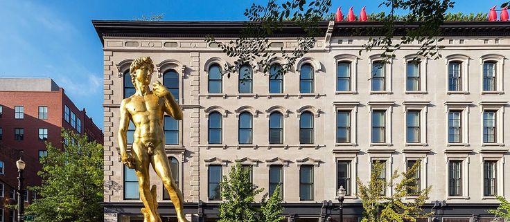 Hotels In Louisville KY | 21C Museum Hotel Louisville