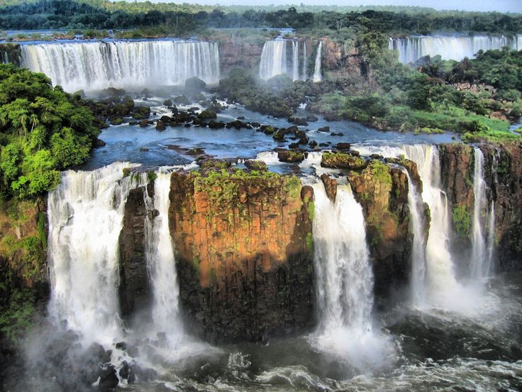La Portada Canadá | Cataratas de Iguazú, la joya natural de Suramérica ❤