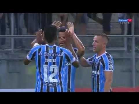 Gremio Goleia O Monagas 4 X 0 Pela Libertadores 4 4 2018