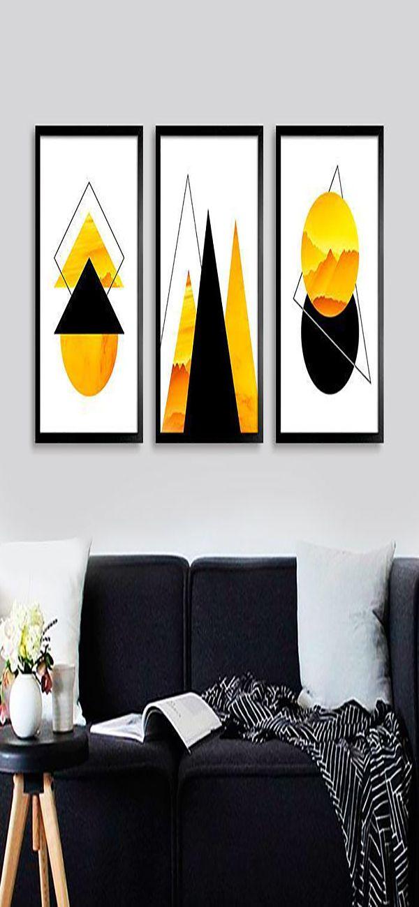 Decor Items List Wall, Modern Wall Art For Living Room Uk