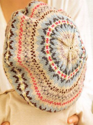 506 best Knitted Hats images on Pinterest | Fair isle knitting ...