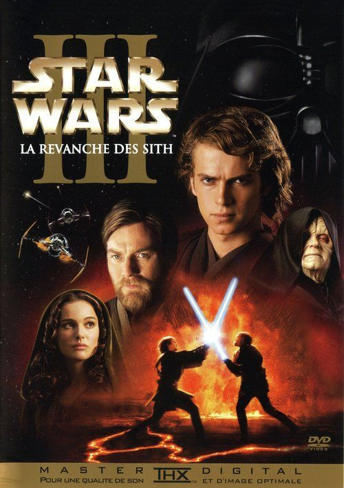 Watch Star Wars: Episode III - Revenge of the Sith Full Movie Online