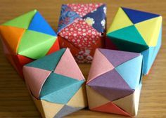20 Cute and Easy Origami for Kids - Easy Peasy and Fun                                                                                                                                                                                 More