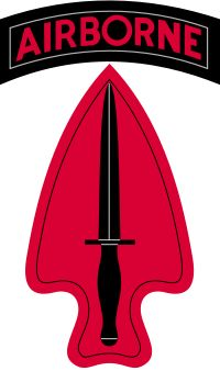 US Army Special Operations Command Delta Force