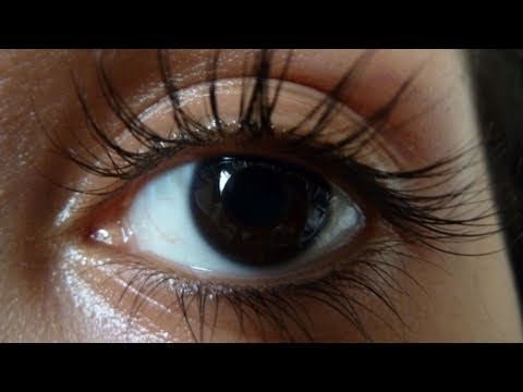 longer stronger lashes ;)  (I've been doing this & seeing fast results!)