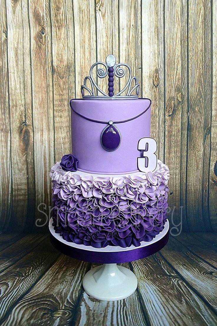 Smash Cakery > Princess Sofia Cake                                                                                                                                                                                 More