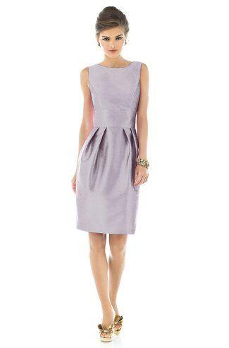 Alfred Sung D522 Bridesmaid Dress | Weddington Way