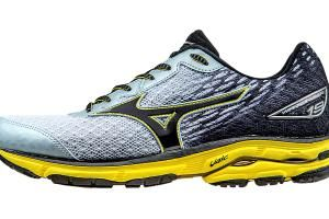 A List of the Top Running Shoes for Those Who Want More Cushioning: Mizuno Wave Rider