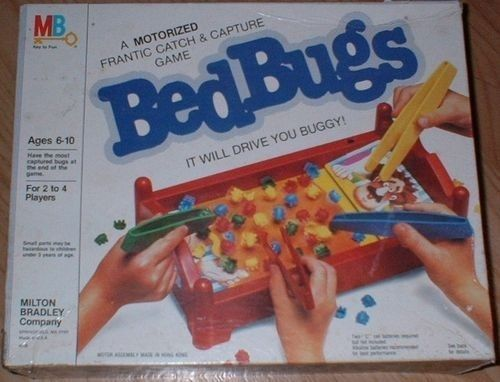 Bed Bugs   The 13 Creepiest Toys You Played With As A Kid