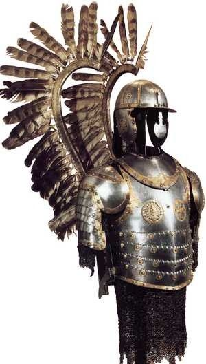 Polish Winged Hussar Armor. I want two of them!