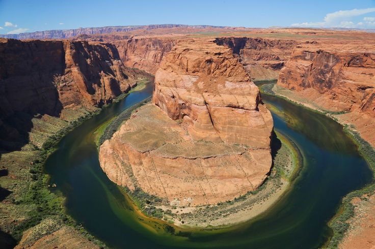 Gorgeous! Horseshoe Bend in Grand Canyon.