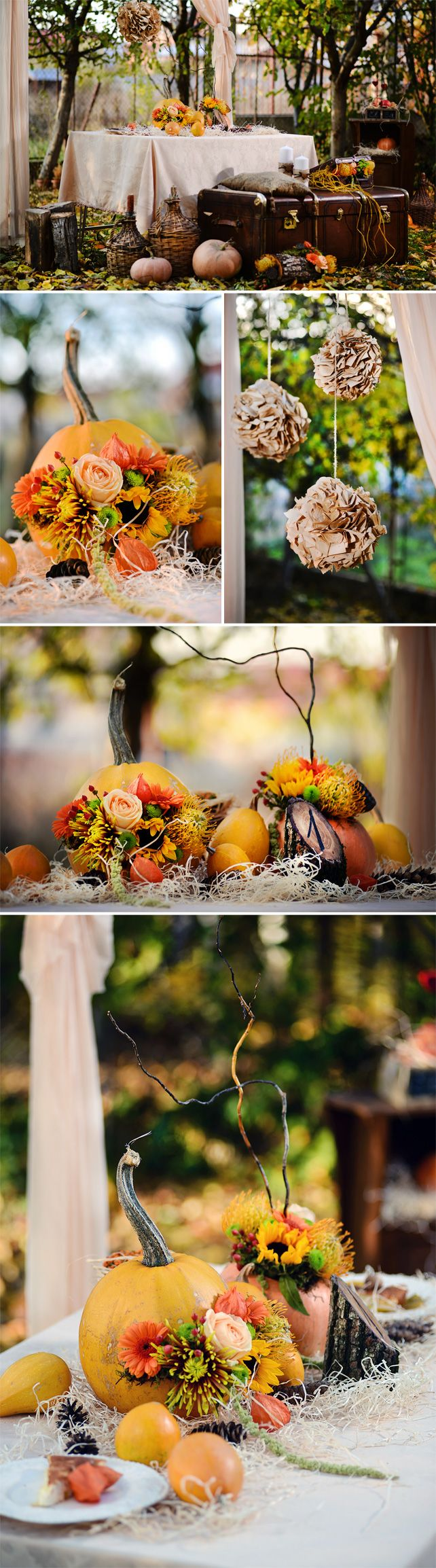 Autumn decoration ;;) home and design ❤