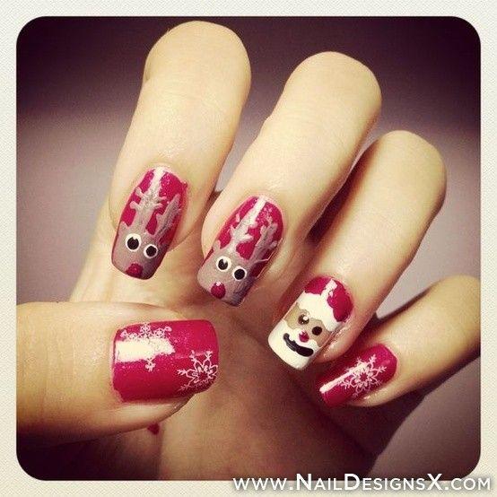 xday nail art - Nail Designs & Nail Art