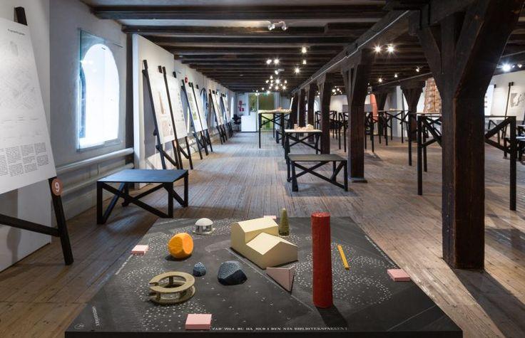 Kjellander Sjöberg - Commoning Kits - Exhibition space Form/Design Center