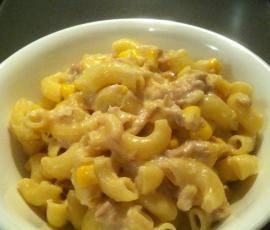 Recipe Easy Tasty Tuna Pasta by kajsmail - Recipe of category Main dishes - fish