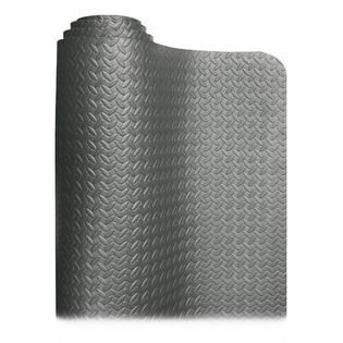 Best Step Anti Fatigue Foam Garage Floor Mat   Black