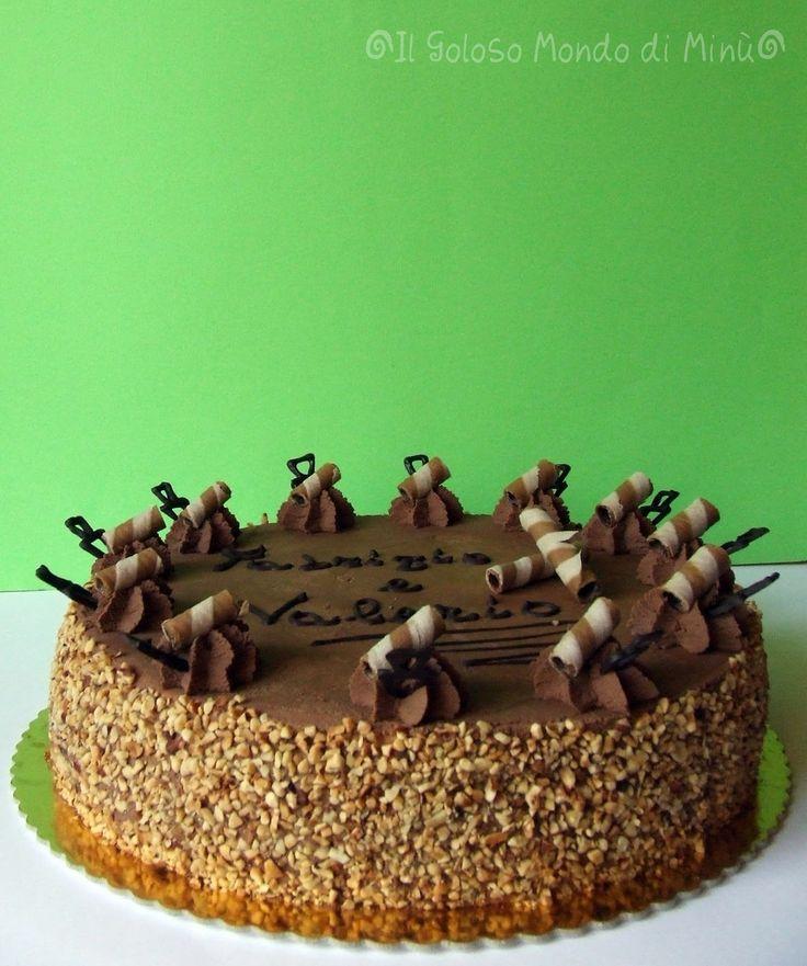 Torta Rocher!