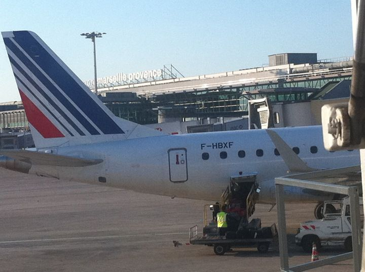 Aéroport Marseille-Provence (MRS) in Marignane, Provence-Alpes-Côte d'Azur