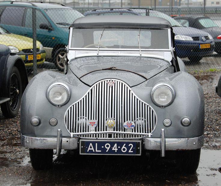 1948 Alvis Sport Special TB 14