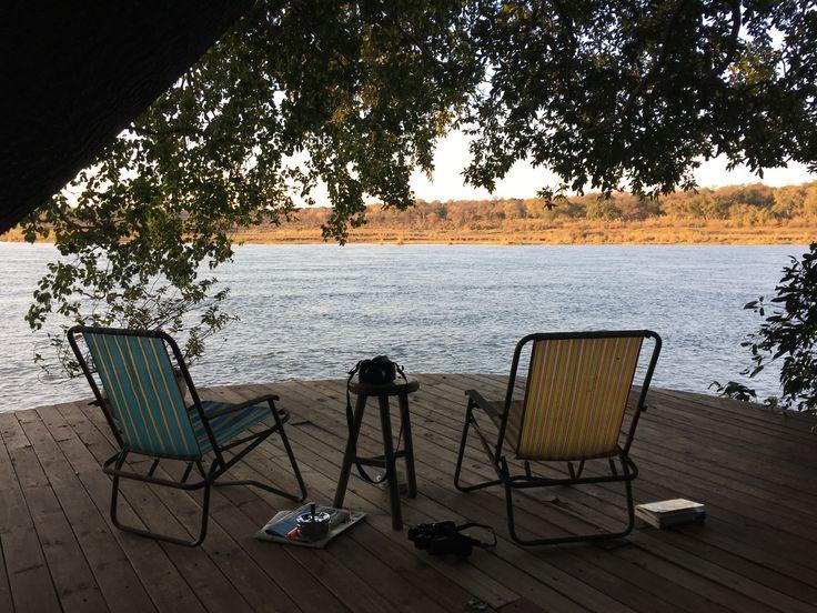 Ngepi,Okavango river