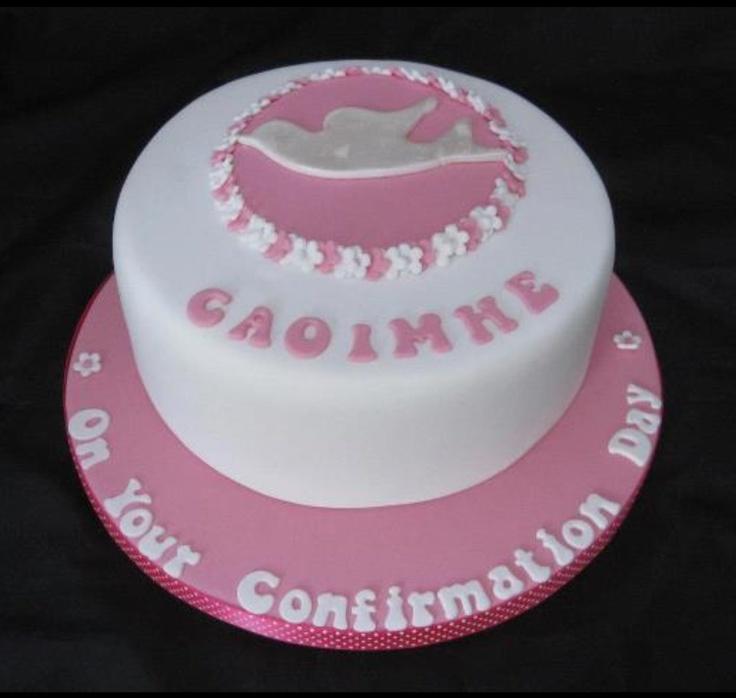 Confirmation Cake Ideas