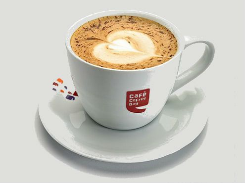 Flat 35% Off on for Regular CCD Cappuccino / Masala Chai / Cafe Latte