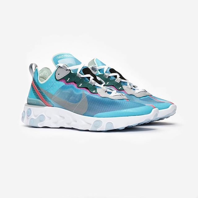 Register now for the Nike React Element