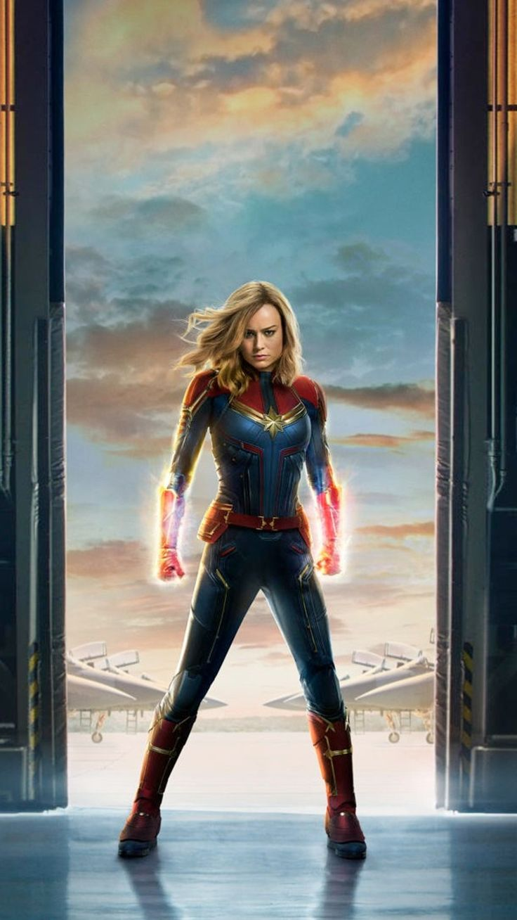Latest Captain Marvel Wallpapers News Amp Updates Update