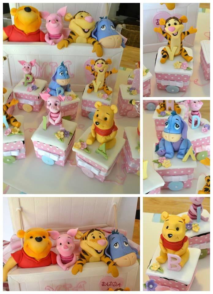 Pooh Bear & Friends sweetrubycakes