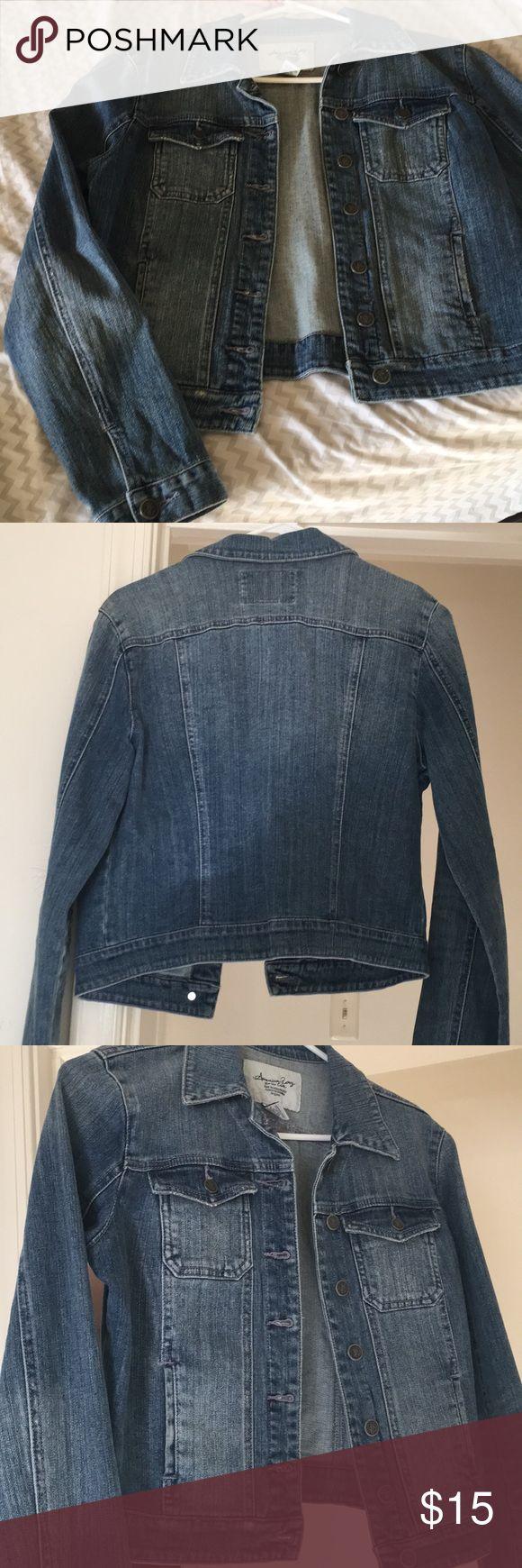 American rag jean jacket American rag jean jacket worn once American Rag Jackets & Coats Jean Jackets