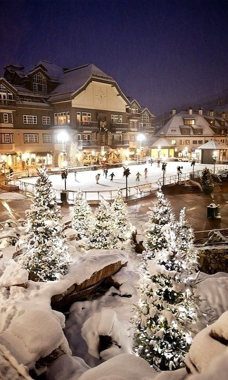 Market Square ~ Beaver Creek, Colorado, U.S