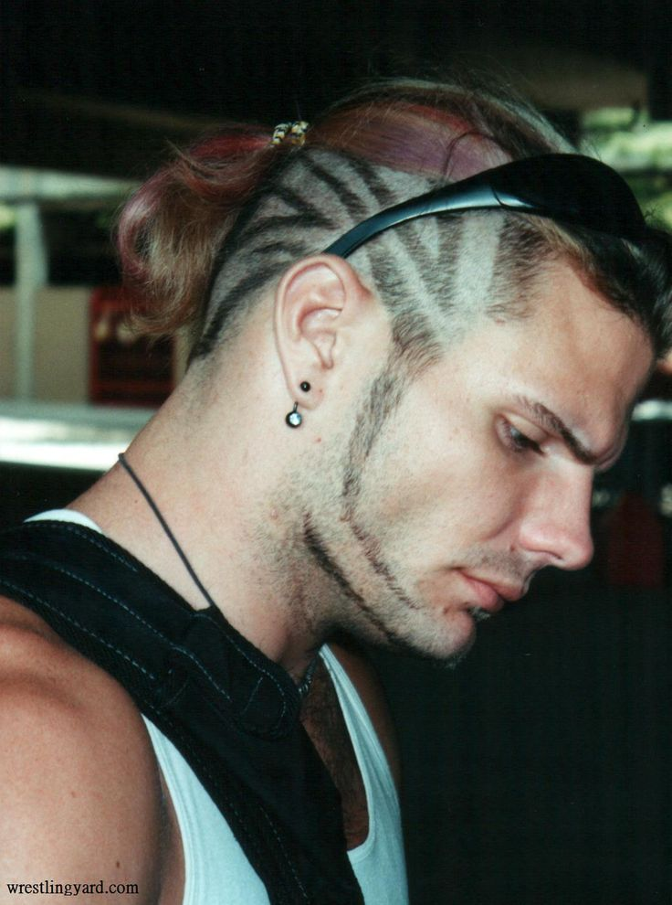 Jeff Hardy <3 my all time number 1 favorite wrestler