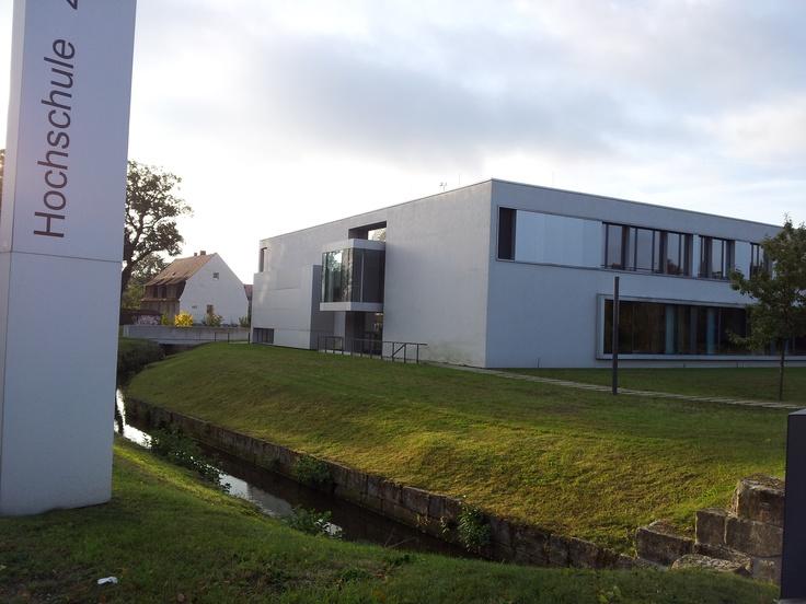 Neuer Zittauer Campus der Hochschule Zittau/Görlitz #Zittau    facebook.com/StadtZittau