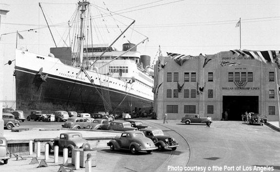 1940's Long Beach.