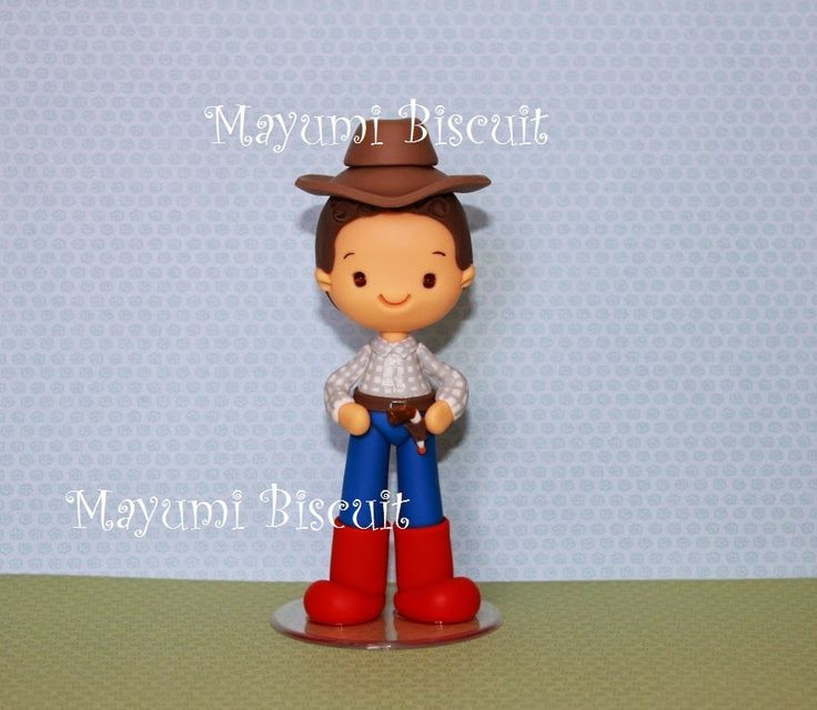 Mayumi Biscuit: Cowboy