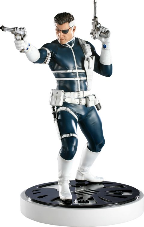 Great looking 16inch statue of Nick Fury!  $199.99