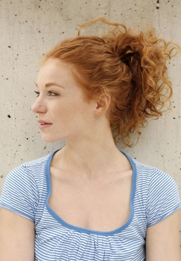 Natural Red Hair Pinterest