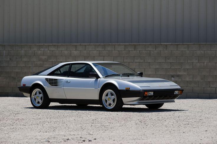 1982 Ferrari Mondial Quattrovalvole