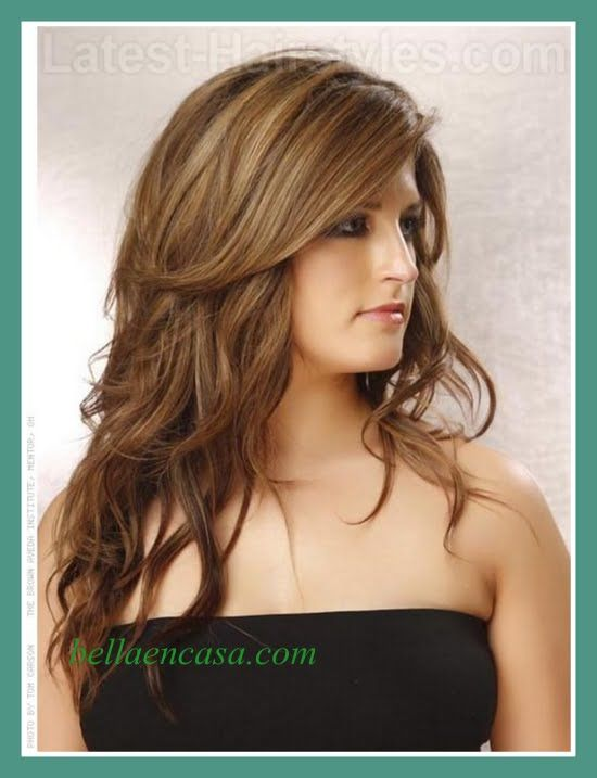 Corte de pelo en capas incrementadas