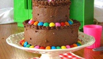 Promoção Aniversário The Cookie Shop - Bolo Chiffon para momentos chics da mamãe