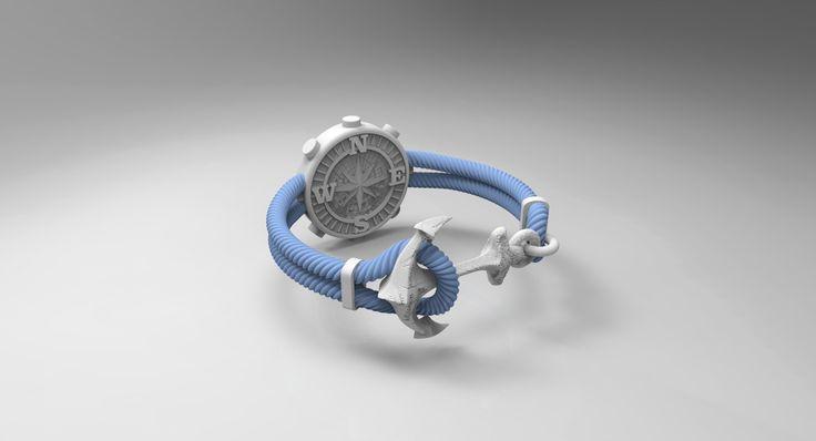 """браслет """" Якорь"""" / bracelet """" Anchor """""""