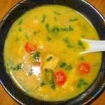 How to Cook Turkey Mulligatawny Soup #recipemash