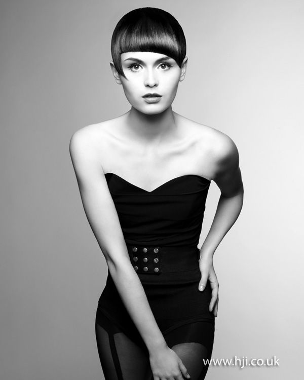 Bruno Marc Giamattei 2012 Southern Hairdresser of the Year Finalist BHA