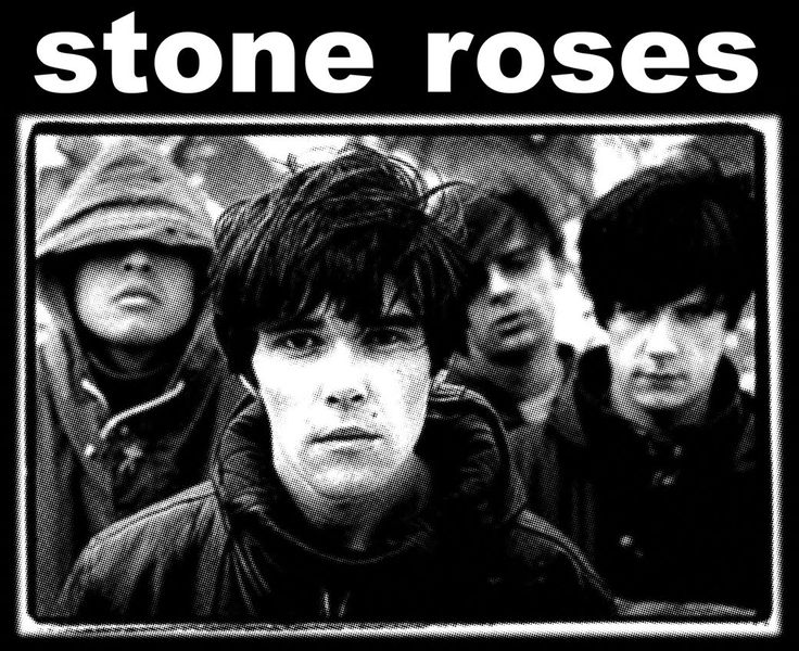 The Stone Roses, another iconic band who came from Manchester