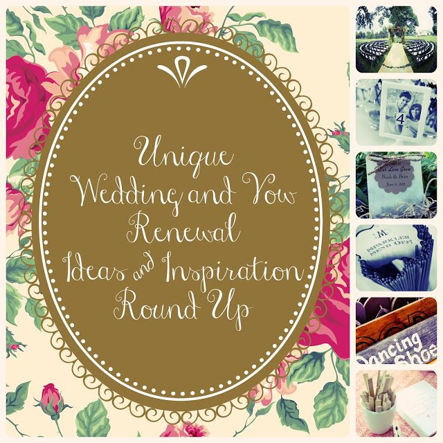 140 Best Images About VOW RENEWAL IDEAS On Pinterest